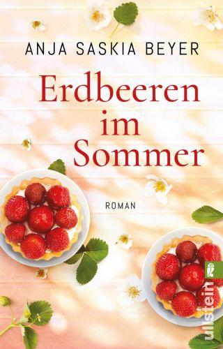 Bucheinband:Erdbeeren im Sommer : Roman