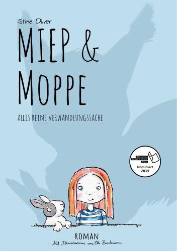 Bucheinband:Miep & Moppe. Alles reine Verwandlungssache