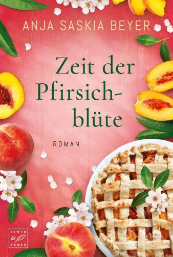 Bucheinband:Zeit der Pfirsichblüte