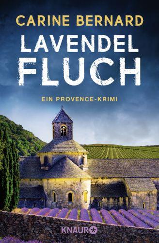 Bucheinband:Lavendel-Fluch