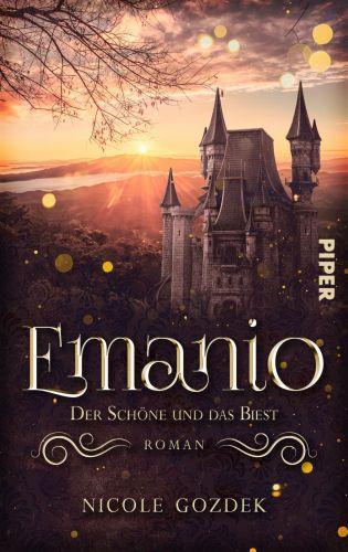 Bucheinband:Emanio - Der Schöne und das Biest