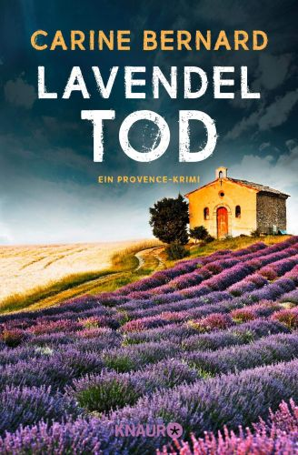 Bucheinband:Lavendel-Tod