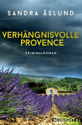 Bucheinband:Verhängnisvolle Provence