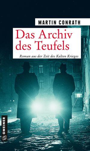 Bucheinband:Das Archiv des Teufels