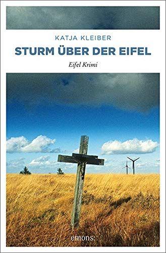 Bucheinband:Sturm über der Eifel