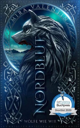 Bucheinband:Nordblut 1: Wölfe wie wir (Wikinger-Saga)