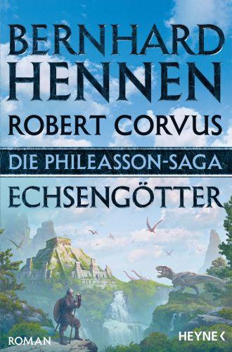 Bucheinband:Echsengötter (Die Phileasson-Saga IX)