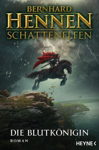 Bucheinband:Schattenelfen - Die Blutkönigin: Roman
