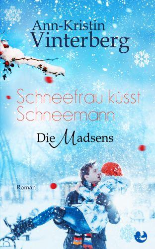 Bucheinband:Schneefrau küsst Schneemann