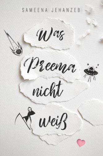 Bucheinband:Was Preema nicht weiß