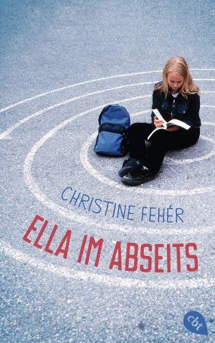Bucheinband:Ella im Abseits