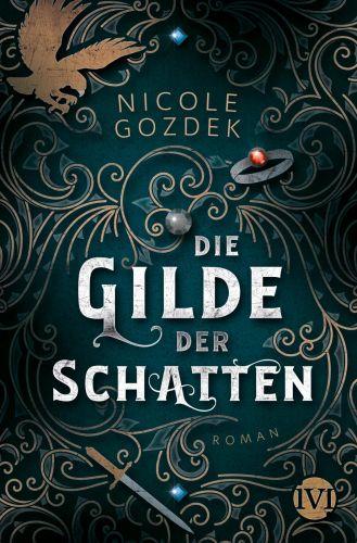 Bucheinband:Die Gilde der Schatten