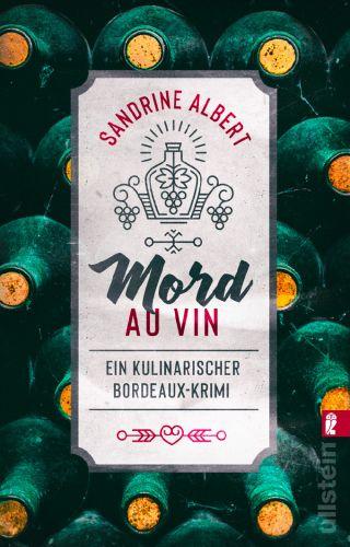 Bucheinband:Mord au Vin
