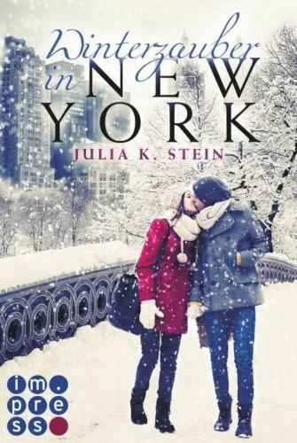 Bucheinband:Winterzauber in New York