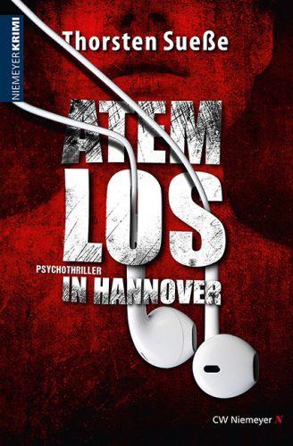 Bucheinband:Atemlos in Hannover