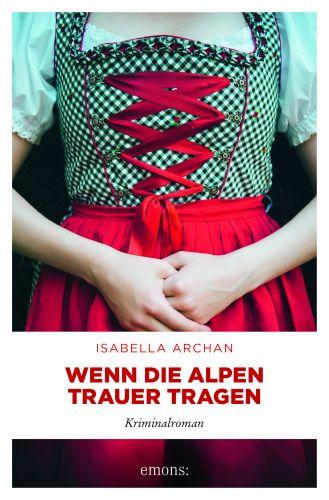 Bucheinband:Wenn die Alpen Trauer tragen