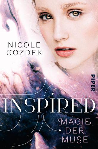 Bucheinband:Inspired - Magie der Muse