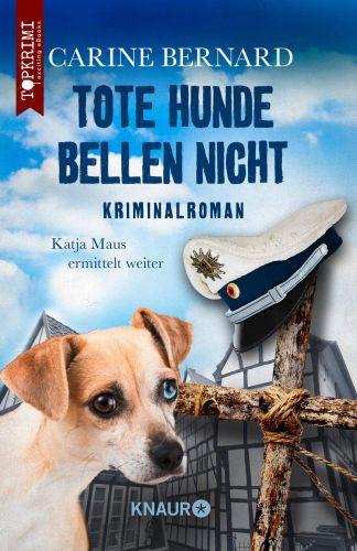 Bucheinband:Tote Hunde bellen nicht
